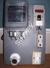 Moulded Service Connection Boards