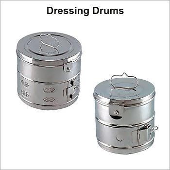 Seamless Dressing Drum