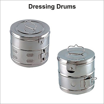 Seamless Dressing Drum