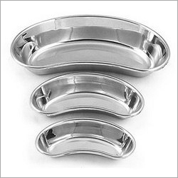 Hospital Hollowares Stainless Steel
