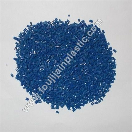 Royal Blue ABS Granules