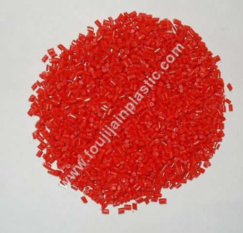 Standard Red ABS Granules