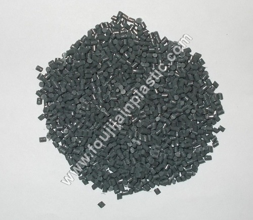 Dark Gray ABS Granules