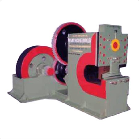 Plate Scrap Shearing Machine