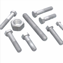 Hot Deep Galvanized Hex Bolt