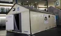 Temporary Portable Shelters