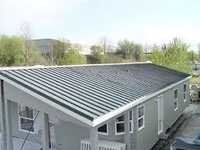 Metal Roof Building