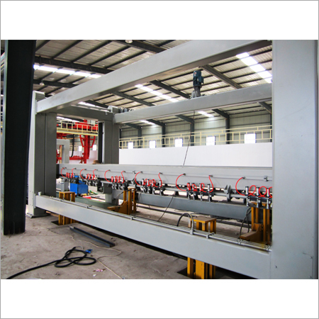 Cutting Machine For Aac