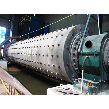 Ball Mill For AAC