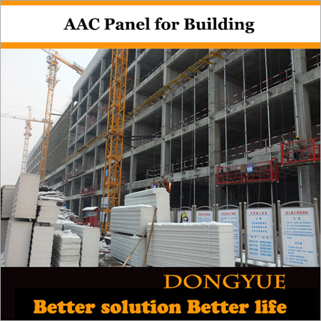 Aerated Concrete Panels Line