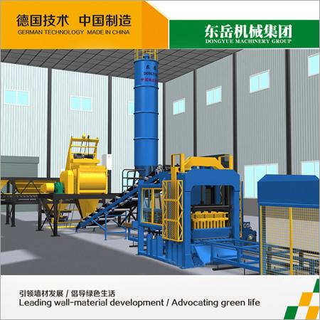 Qt10 15  Block Making Machine