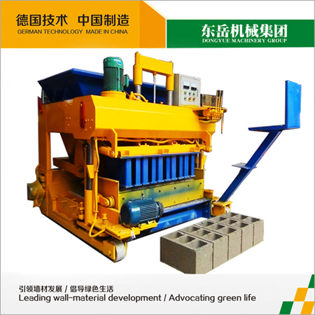 Qt6  25 Moving Block Making Machine