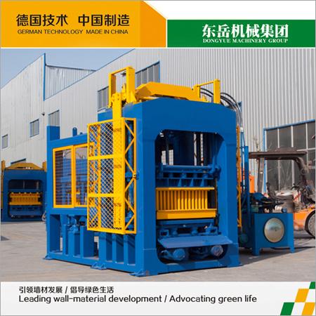 Qt6 15 Block Making Machine