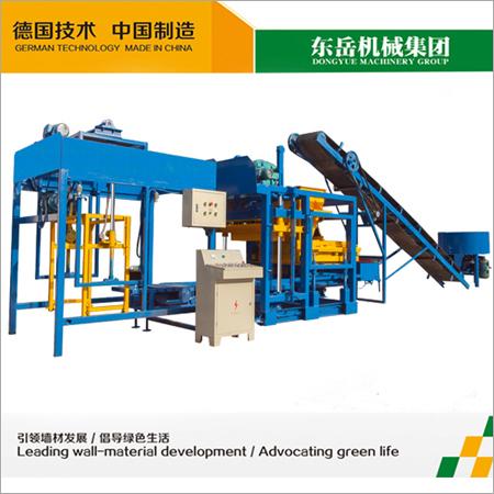 Qt4  25  Block Making Machine