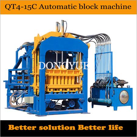 Automatic Block Machine Line