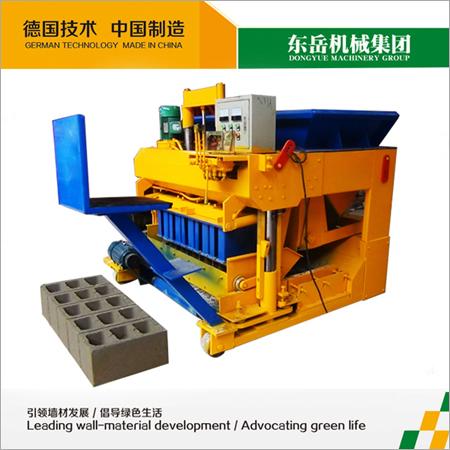 Clay Block Making Machine