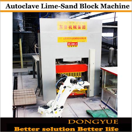 Hoast Machine Of  Lime Sand Plant