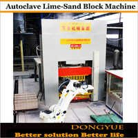 Hoast Machine Of  Lime Sand Plant