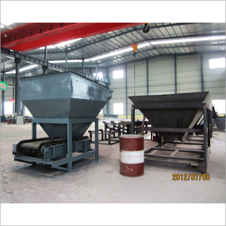 Concrete Batching System