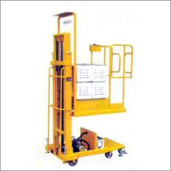 Semi Electric Aerial Order Picker