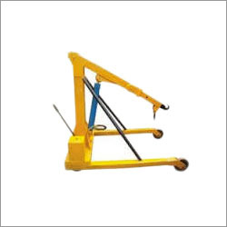 Manual Lifting Crane