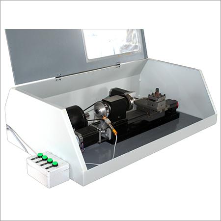 Desktop CNC Lathe