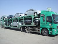 Hydraulic Cylinders for Car Carrier