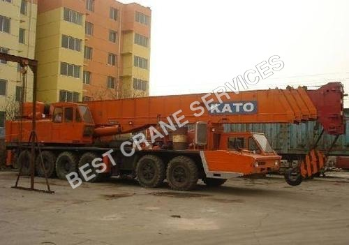 Hydraulic Crane Services in Dahej
