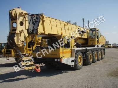 Heavy Duty Crane Rental Service
