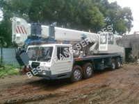 Material Hydraulic Crane