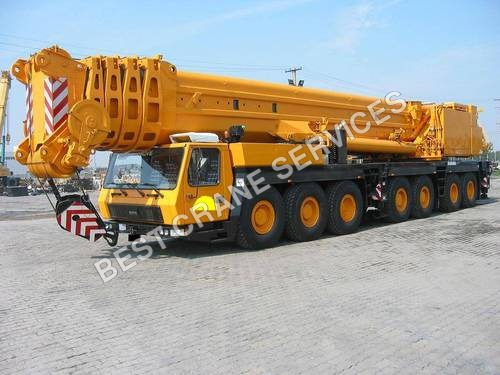 Grove Crane Rental Services