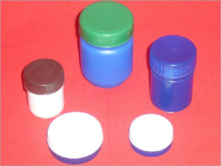 Plastic Round Balm Bottle