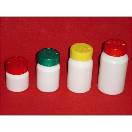 Plastic Churan Bottle