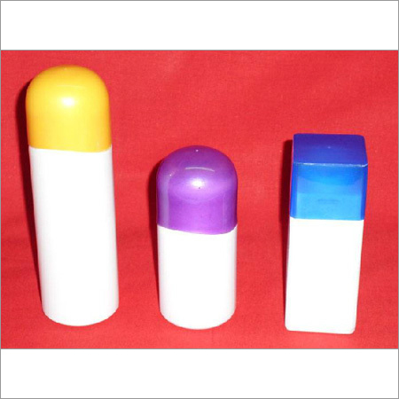 Plastic Powder Containers