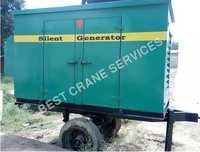 Silent Diesel Generator Hiring Service