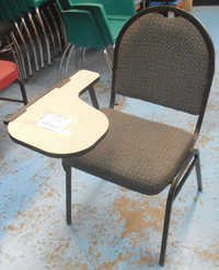 Cushion Writing Pad chairs