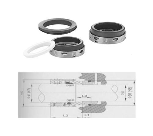 PTFE Mechanical Seal