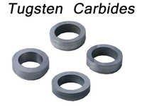 Tugsten carbides