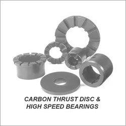 Carbon Thrust Disc & Bearings