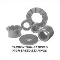 Carbon Thrust Disc & Bearings