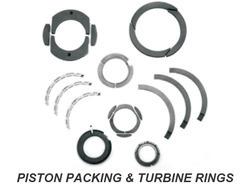 Piston Packing & Turbine Rings