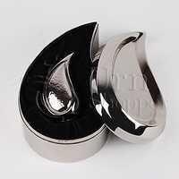 Teardrop Bright Silver Ultra Keepsake Set