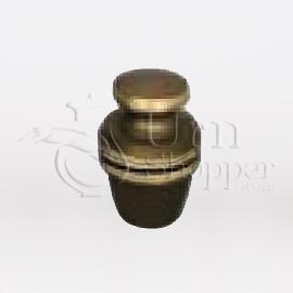 Thiera Brass Metal Token Cremation Urn