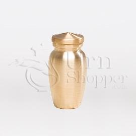 Vesselette Bronze Metal Token Cremation Urn