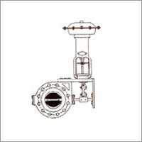 Diaphragm Operated Butterfly Valve