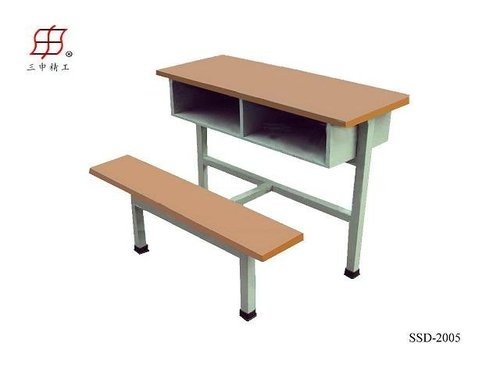 2 Seater Desk Bench