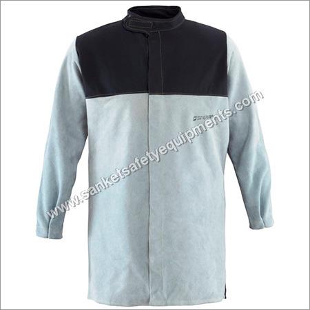 Jacket Split Leather Enlarged