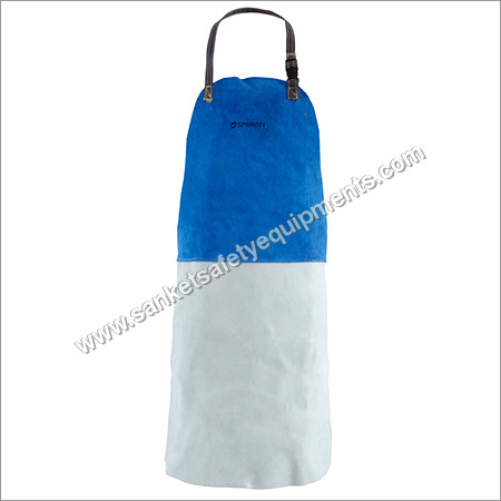 Apron 110 Cm Grain Leather Enlarged