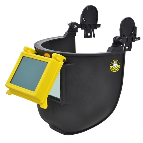 Welding Shield Helmet Attachable