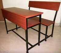 Compact Desk Bench